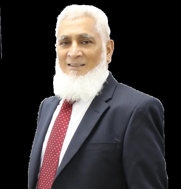 Founding Director & Chairman Abdul Rehman Dakri