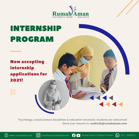 Internship Program 2021