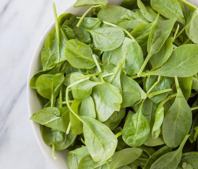 Sayur Bayam / Spinach