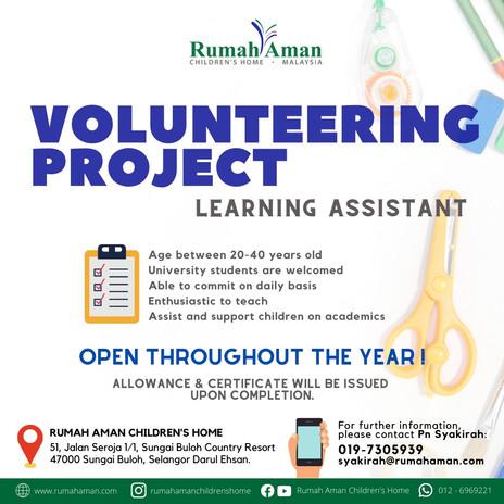 Volunteering Project 2021