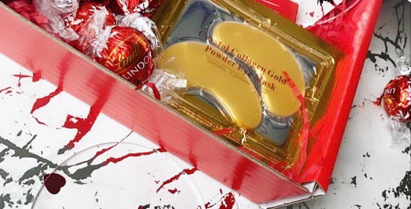 Mini Red Valentine's/Galentine's Day Letterbox