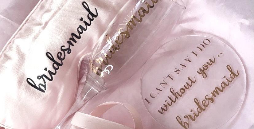Smile Box - Bridal Proposal Letterbox