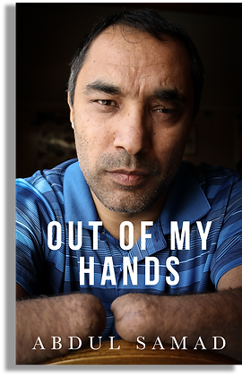 Out Of My Hands Book