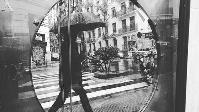 Nevando en #madrid #photography #photogr
