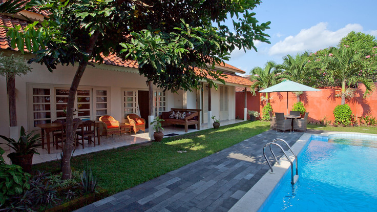 Villa Diamond, spacious and private