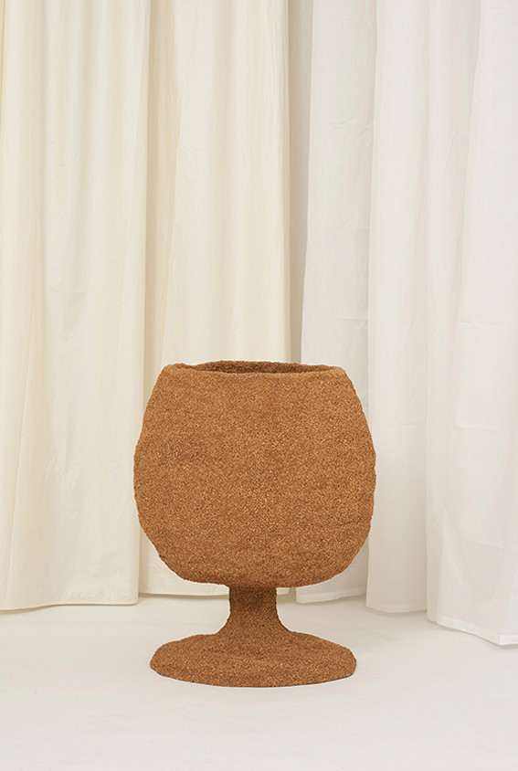 Planters and pedestals - William Fan