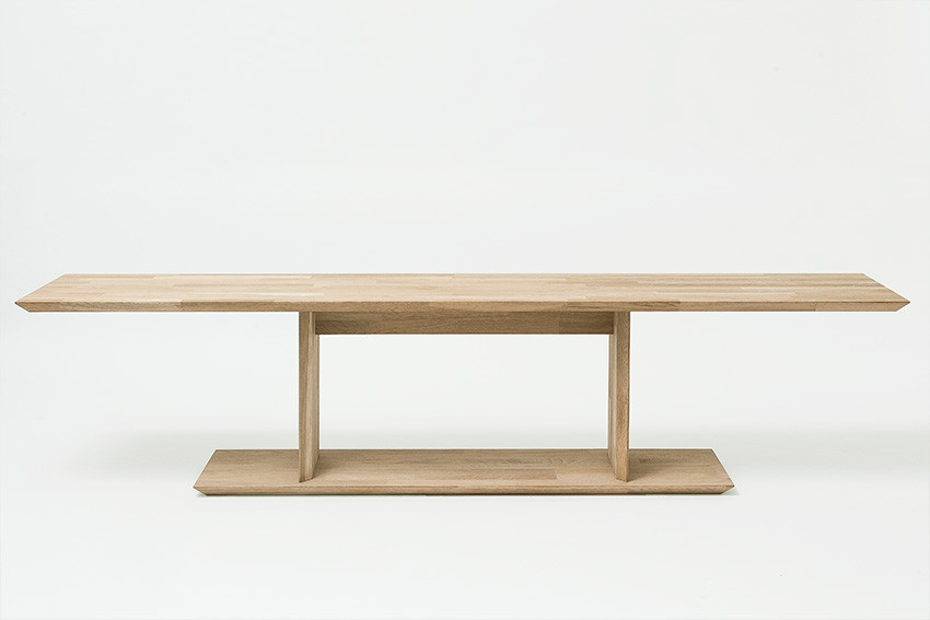 Bed, Bench & Table - William Fan