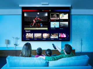 Hyper-concurrence entre chaînes sportives