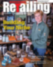 Hardware Retailing MAY 2019 Photos cover