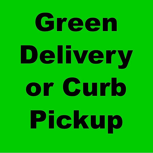 Curb-Side Pick Up or Delivery Order