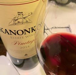 Kanonkop Pinotage 2014 Estate Wine