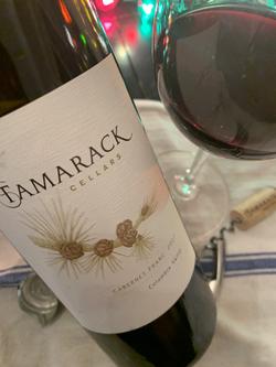 Tamarack Cellars Wine