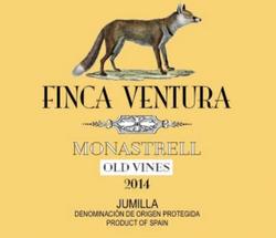 Finca Ventura Monastrell Old Vines 2014