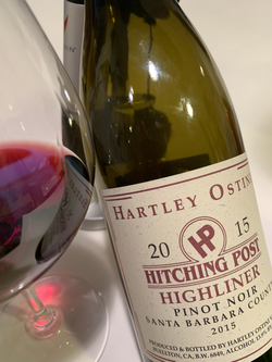 Hitching Post 'Highliner' Pinot Noir 2015