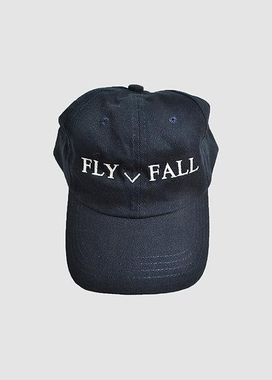 STRAPBACK HAT - NAVY