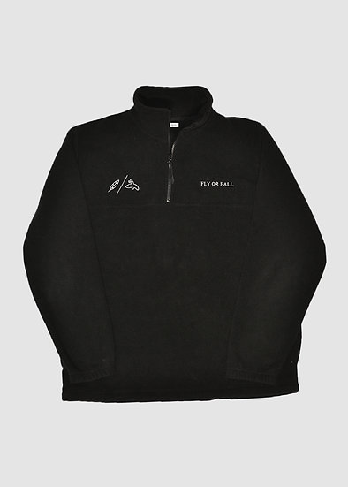 1/2 ZIP FLEECE