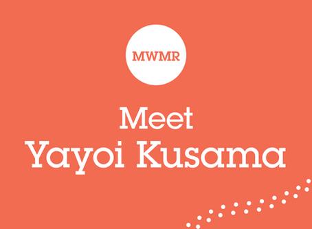 Why We Love Yayoi Kusama and the Dot
