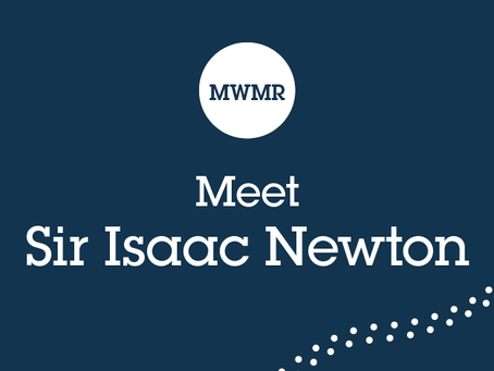 Masters with Modern Relevance: Meet Sir Isaac Newton