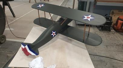 WW2 Model Plane