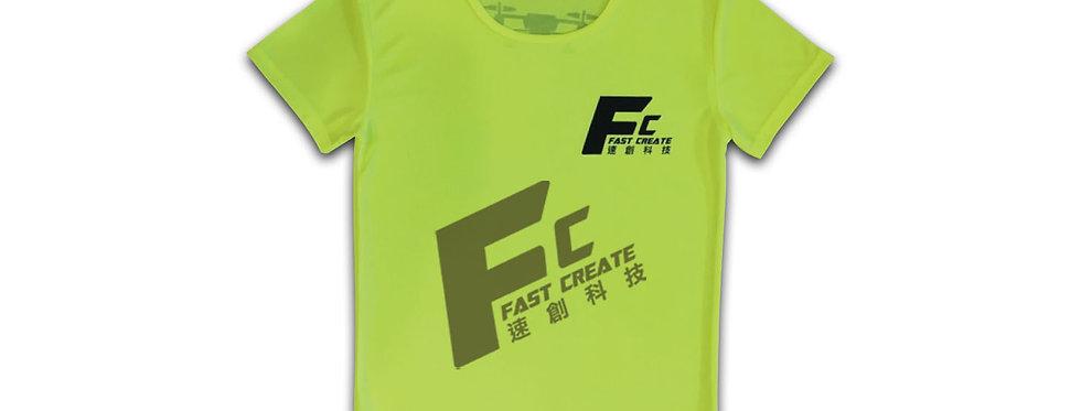 FC T-Shirt-多種尺寸