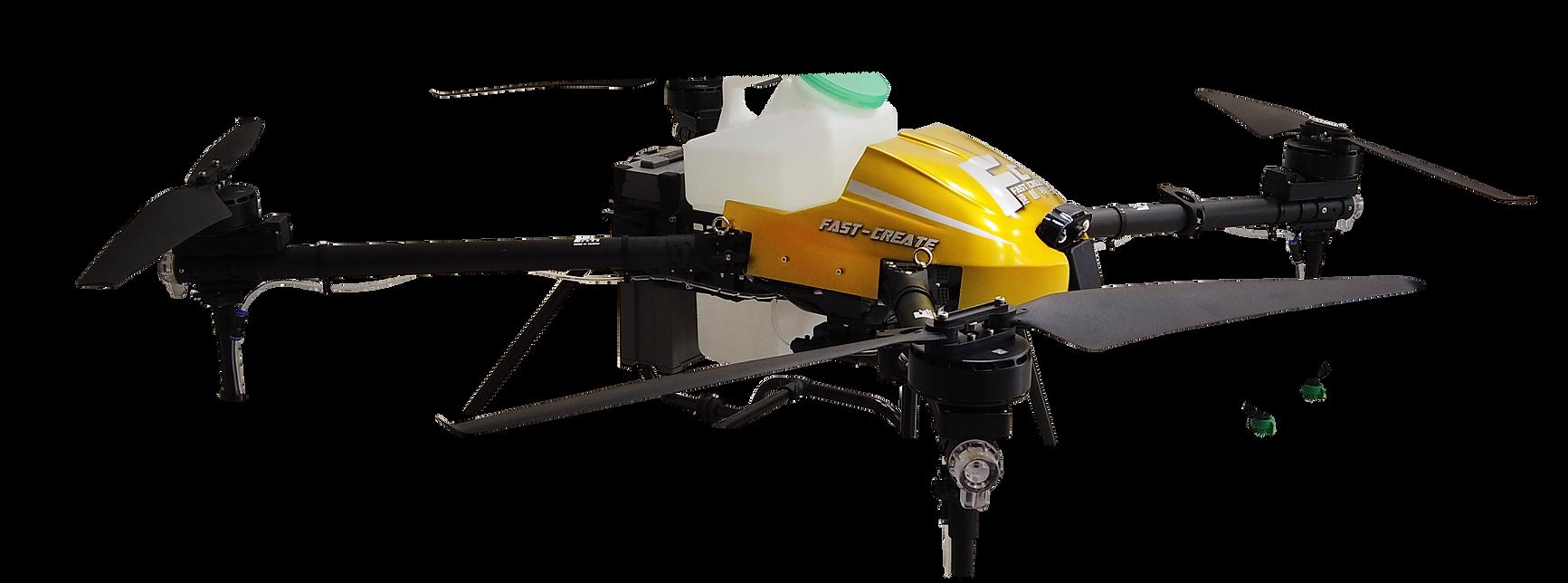 速創科技Super S 5 性能升級,改良槳葉設計,載重強,降低電池電力消耗