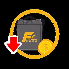 速創科技植保機 Super S 5,GPS手持打點器,降低電池成本