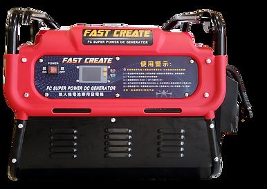 速創科技Super S 5,FC無人機專用變頻8000W發電站
