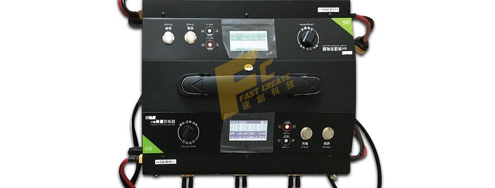 FC4CM004 一對十快速充電器組