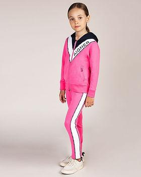 aigner-kids-girls-pink-cotton-tracksuit-