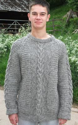 Herdwick jumper