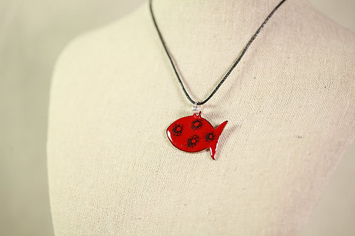 Collier Poisson