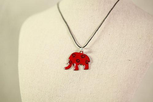 Collier Elephant
