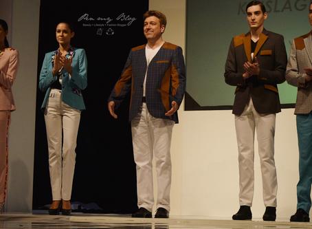 Kinslager showcases at Malaysia Fashion Week 2014
