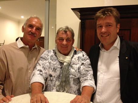 Heinz Hoenig - German Actor - visits Kuala Lumpur and Kinslager