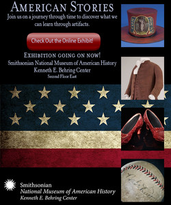 American Stories (web banner ads)