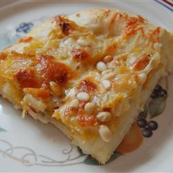 Butternut Squash Pizzas with Rosemar