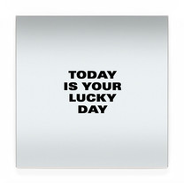 today is your lucky day BLK