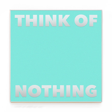 THINK OF NOTHING aqua.jpg