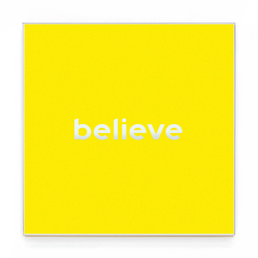 BELIEVE yel.jpg