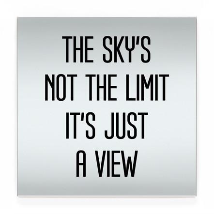 sky's not the limit BLK