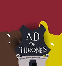Advertising Workshop Showcase 2016: AD of Thrones
