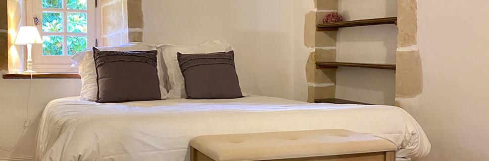 Elisabeth Sleeps Four two double beds
