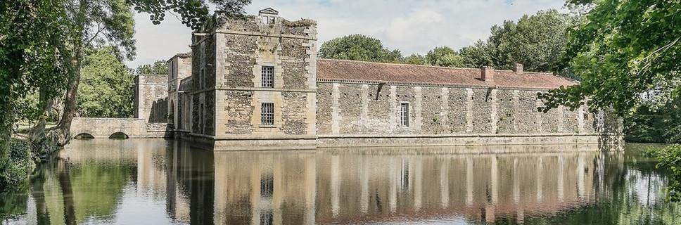 Chateau de la Citardiere - domaine mariage en Vendée
