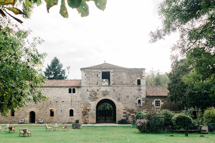 Château de la Citardière et son châtelet