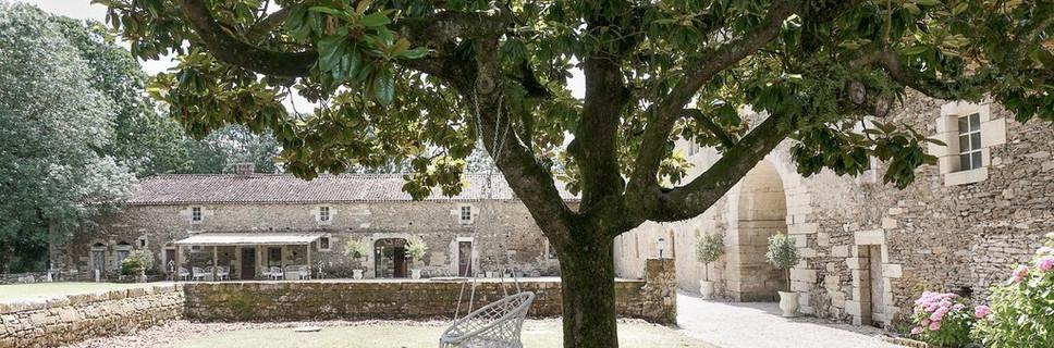 Parc Chateau Citardière - Mariage Champêtre Nature
