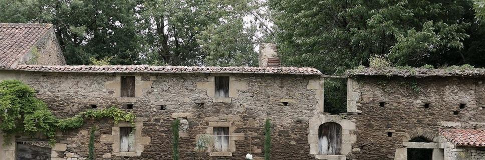 Chateau de la Citardière Céremonie laïque parc