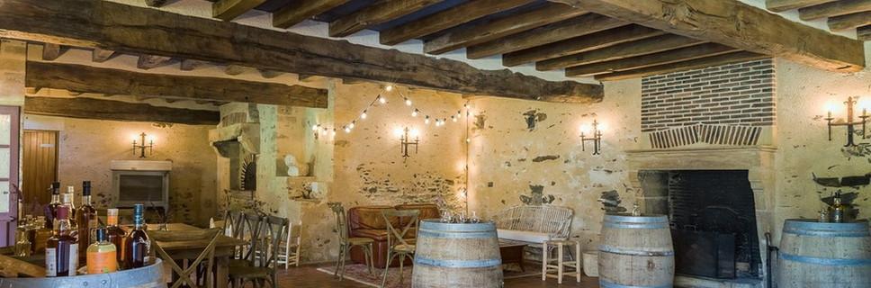 Chateau de la Citardiere - auberge mariage en Vendée