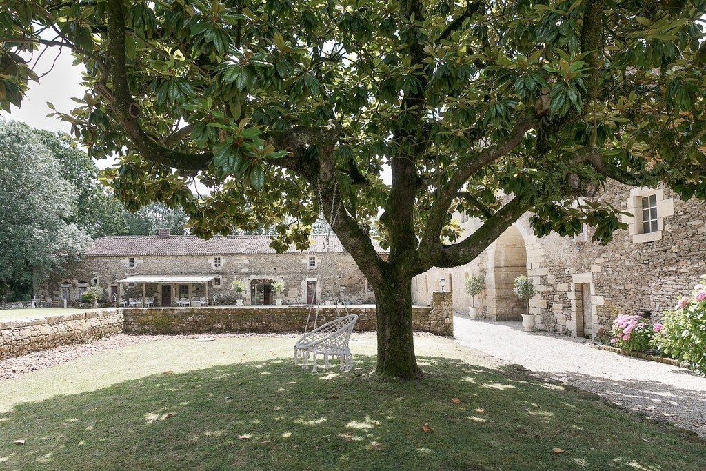 Détente et sérénité au Château
