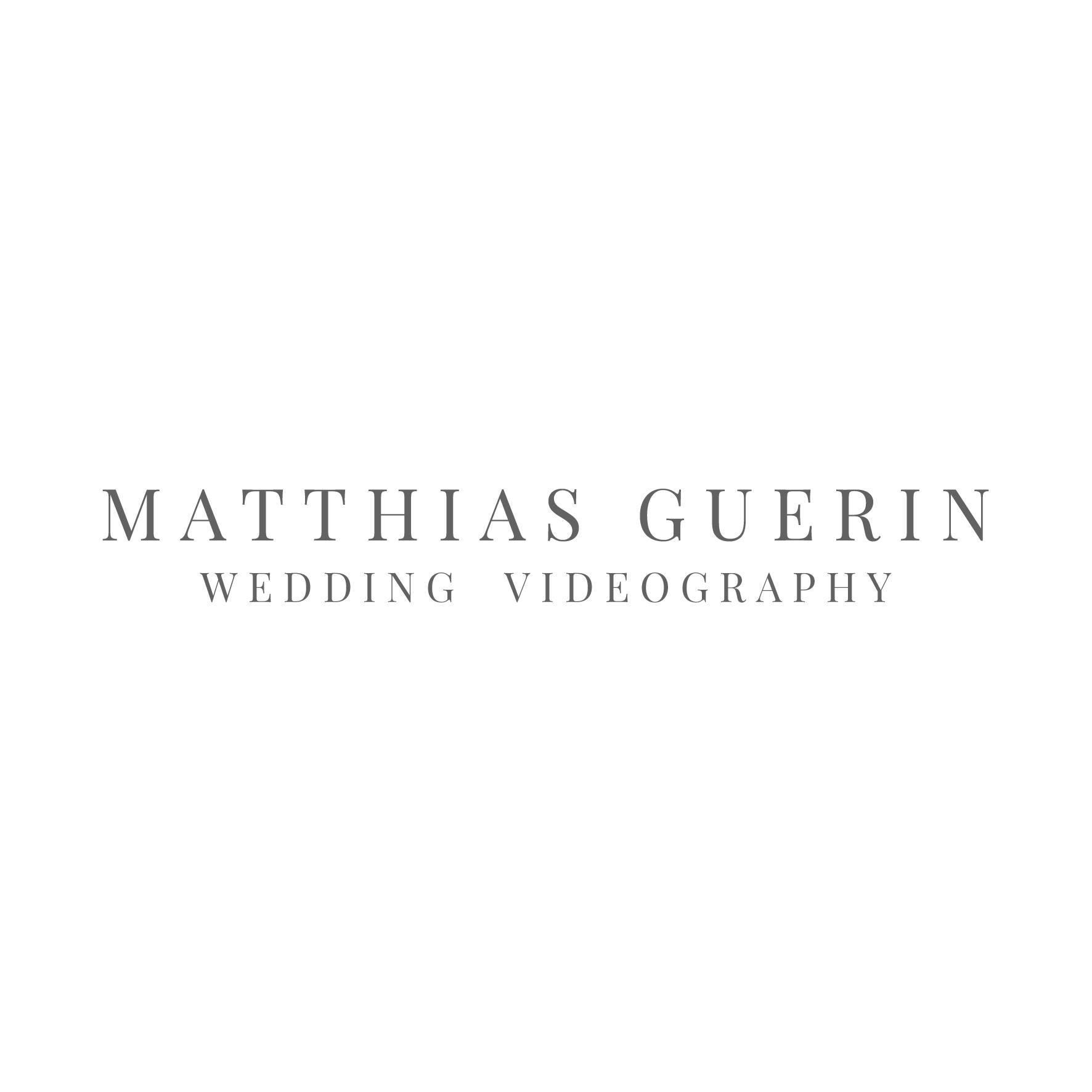 Matthias Guerin wedding videography