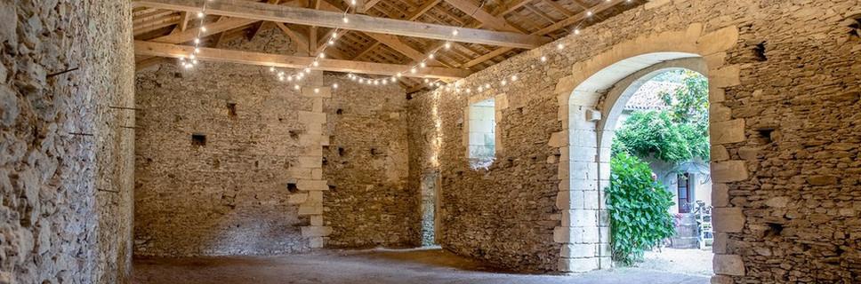 Chateau de la Citardiere Vendée auberge guingette
